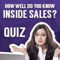 How Well Do You Know Inside Sales? Quiz